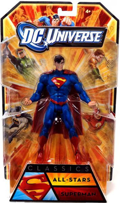 DC Universe All-Stars Classics Superman Action Figure [New 52]