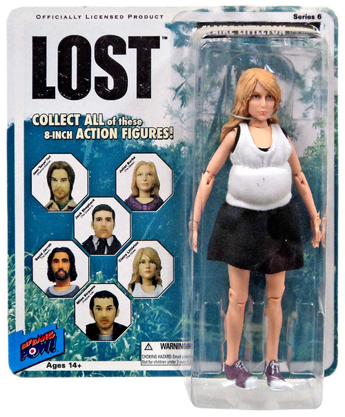 Lost Series 4 Claire Littleton Action Figure