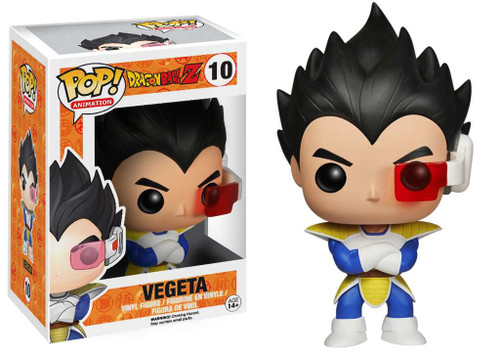Funko Dragon Ball Z POP! Animation Vegeta Vinyl Figure #10