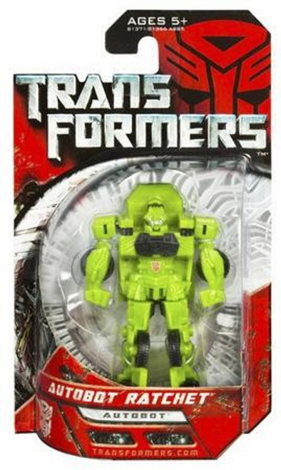 Transformers Movie Autobot Ratchet Legend Action Figure [Damaged Package]