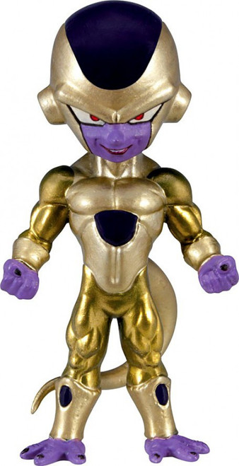 Dragon Ball Z Rebirth WCF Series 2 Golden Frieza 2.5-Inch Collectible Figure