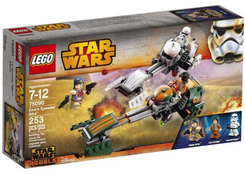 LEGO Star Wars Rebels Ezra's Speeder Bike Set #75090
