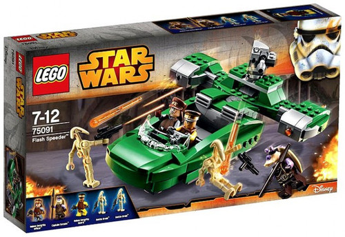 LEGO Star Wars Phantom Menace Flash Speeder Set #75091