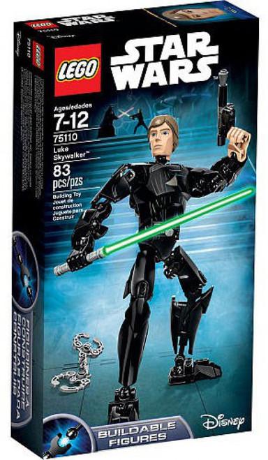 LEGO Star Wars The Force Awakens Luke Skywalker Set #75110