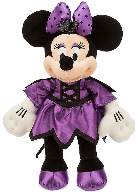 Disney 2015 Halloween Minnie Mouse Exclusive 15-Inch Plush [Vampire]
