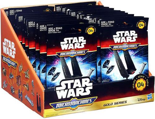 Star Wars The Force Awakens Micro Machines Series 4 Mystery Box [24 Packs]