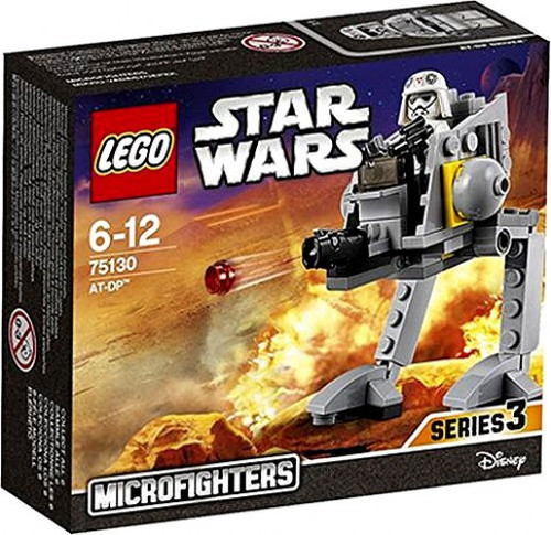 LEGO Star Wars The Force Awakens Microfighters Series 3 AT-DP Set #75130