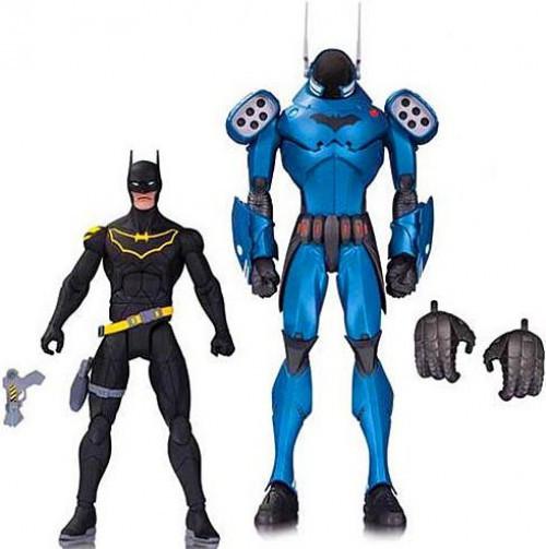 DC Designer Greg Capullo Series 5 James Gordon Batman Action Figure 2-Pack