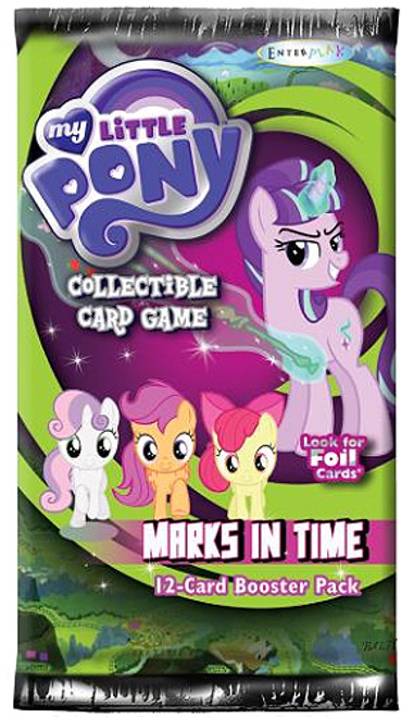 My Little Pony Friendship is Magic Marks in Time Booster Box [36 Packs]