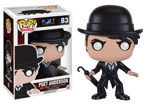 Funko POP! Movies Poet Anderson Vinyl Figure #83