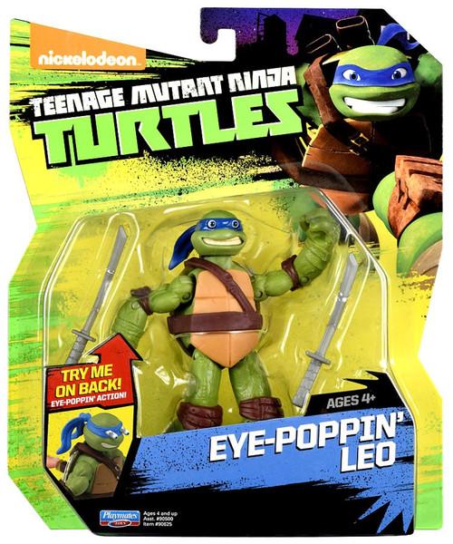 Teenage Mutant Ninja Turtles Nickelodeon Eye-Poppin' Leo Action Figure