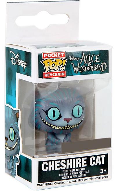 Funko Alice in Wonderland POP! Disney Cheshire Cat Exclusive Keychain