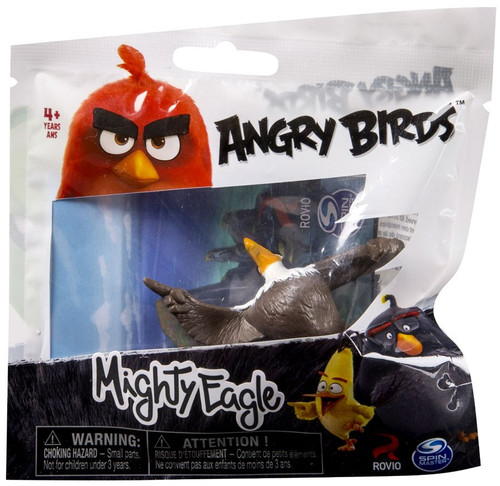 Angry Birds Movie Mighty Eagle Mini Figure