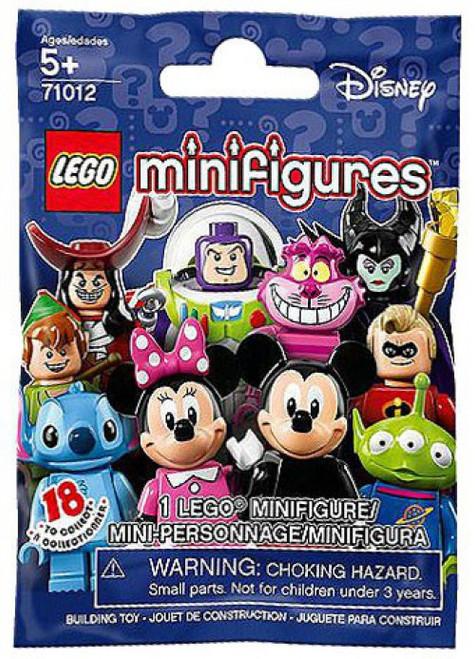 LEGO Minifigures Disney Series 1 Disney Series Mystery Pack