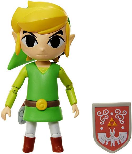 World of Nintendo Zelda Series 6 Wind Walker Action Figure