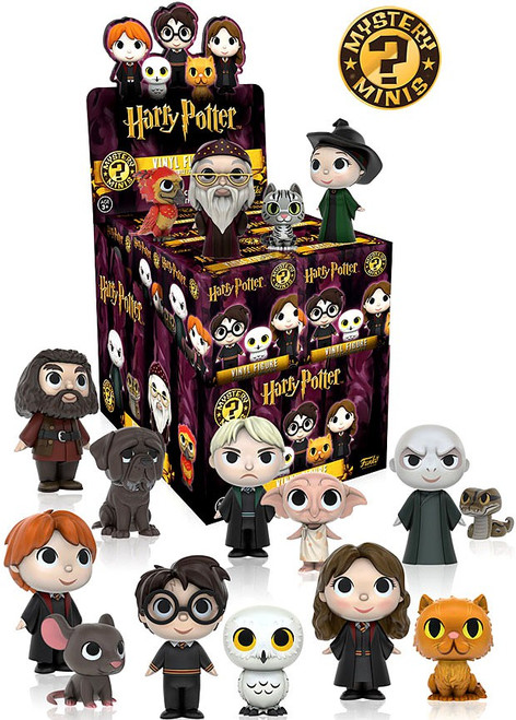 Funko Mystery Minis Harry Potter Series 1 Mystery Box [12 Packs]