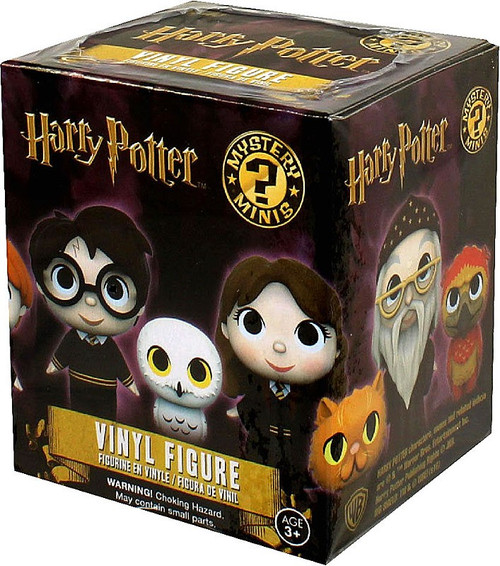 Funko Mystery Minis Harry Potter Series 1 Mystery Pack [1 RANDOM Figure]