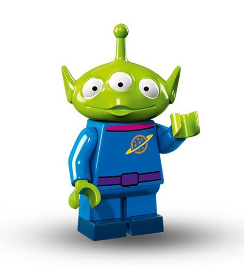 LEGO Minifigures Disney Mystery Series 1 Alien Minifigure [Loose]