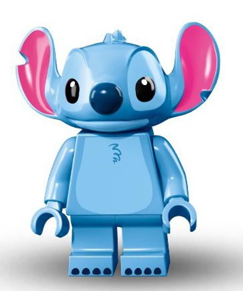 LEGO Minifigures Disney Mystery Series 1 Stitch Minifigure [Loose]