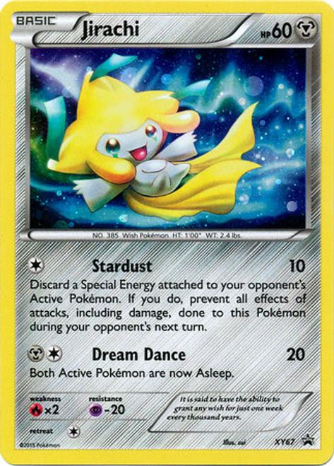 Pokemon X & Y Promo Promo Holo Jirachi XY67