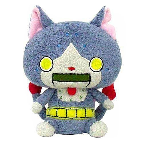 Yo-Kai Watch Kuttari Robonyan 5-Inch Plush Figure