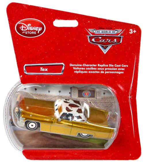 Disney / Pixar Cars 1:48 Single Packs Tex Diecast Car