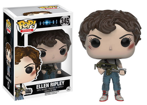 Funko Aliens POP! Movies Ellen Ripley Vinyl Figure #345