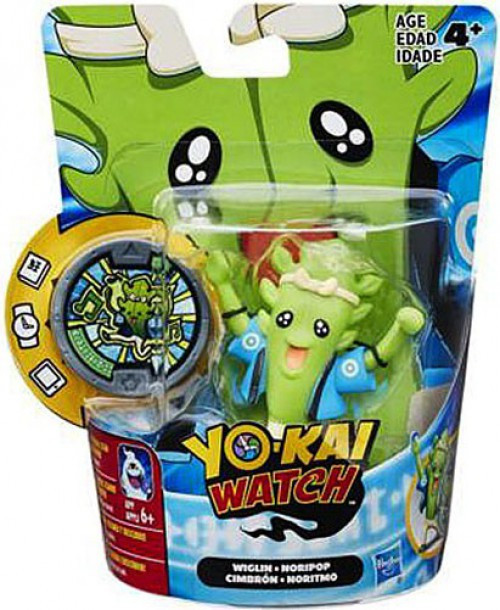Yo-Kai Watch Medal Moments Wiglin Mini Figure