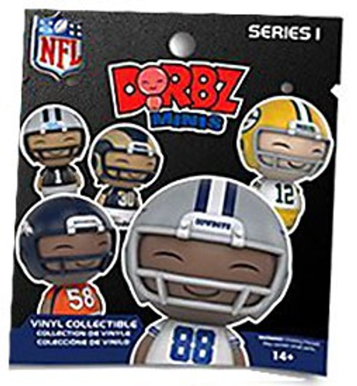 Funko Mini Dorbz NFL Series 1 Mystery Pack