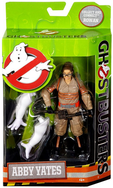 Ghostbusters 2016 Movie Abby Yates Action Figure