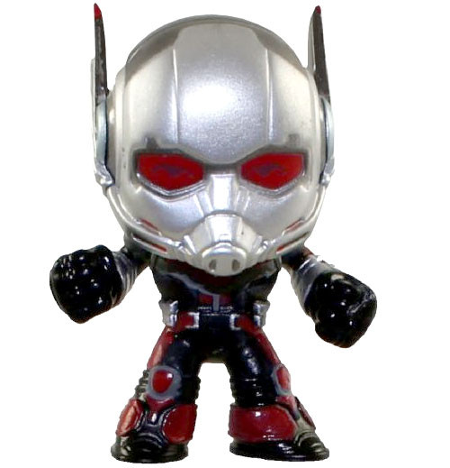 Funko Marvel Captain America: Civil War Mystery Minis Ant-Man 2.5-Inch 1/12 Mystery Minifigure [Loose]