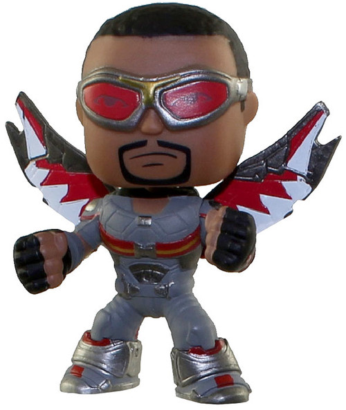 Funko Marvel Captain America: Civil War Mystery Minis Falcon 2.5-Inch Mystery Minifigure [Loose]