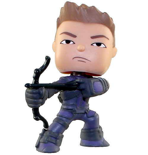Funko Marvel Captain America: Civil War Mystery Minis Hawkeye 2.5-Inch 1/12 Mystery Minifigure [Loose]