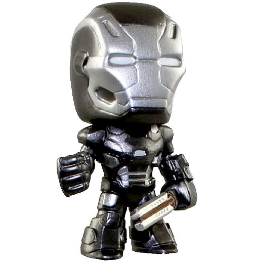 Funko Marvel Captain America: Civil War Mystery Minis War Machine 2.5-Inch 1/12 Mystery Minifigure [Loose]