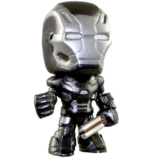 Funko Marvel Captain America: Civil War Mystery Minis War Machine 2.5-Inch 1/12 Mystery Minifigure [Loose]