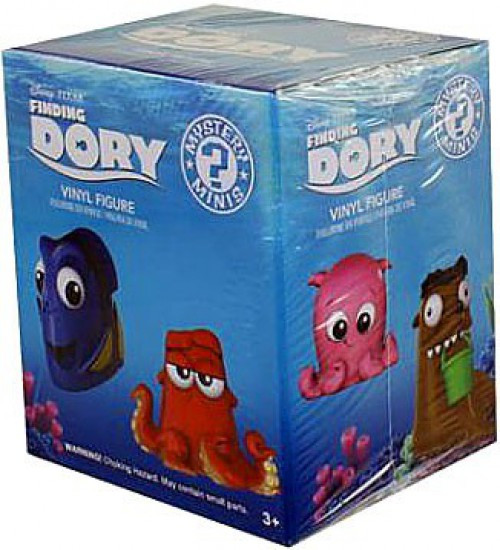 Funko Disney Mystery Minis Finding Dory Mystery Pack