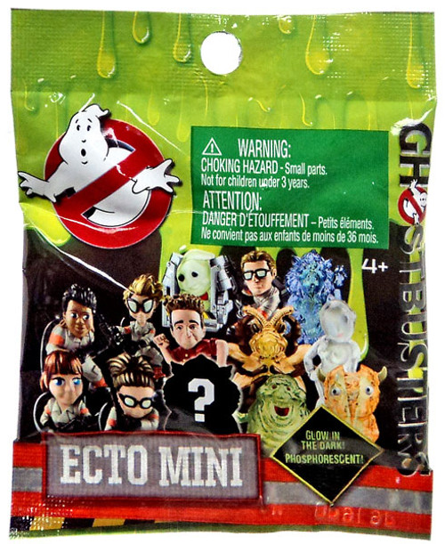 Ghostbusters 2016 Movie Ecto Minis Mystery Pack