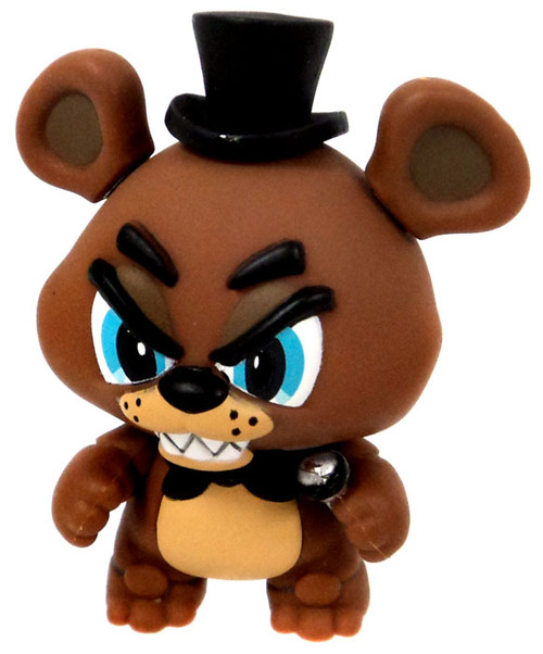 Funko Five Nights at Freddy's Mystery Minis Freddy Fazbear 1/12 Mystery Minifigure [Loose]