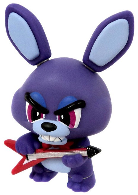 Funko Five Nights at Freddy's Mystery Minis Bonnie 1/12 Mystery Minifigure [with Guitar Loose]