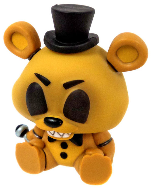 Funko Five Nights at Freddy's Mystery Minis Golden Freddy Fazbear 1/12 Mystery Minifigure [Loose]