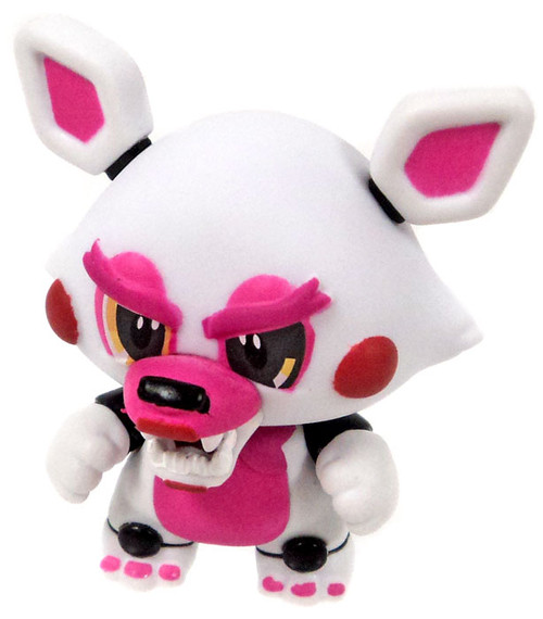 Funko Five Nights at Freddy's Mystery Minis Mangle Exclusive 1/12 Mystery Minifigure [Loose]