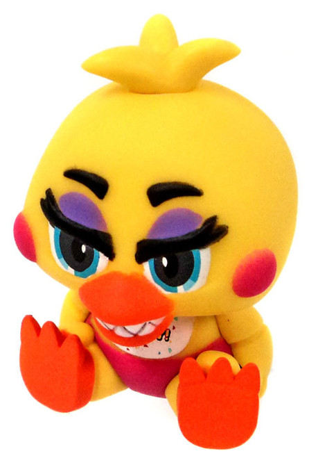 Funko Five Nights at Freddy's Mystery Minis Chica Exclusive 1/12 Mystery Minifigure [Beaked, Has All Teeth Loose]