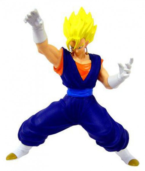 Dragon Ball Z Super Saiyan Vegito Vinyl Figure [Damaged Package]