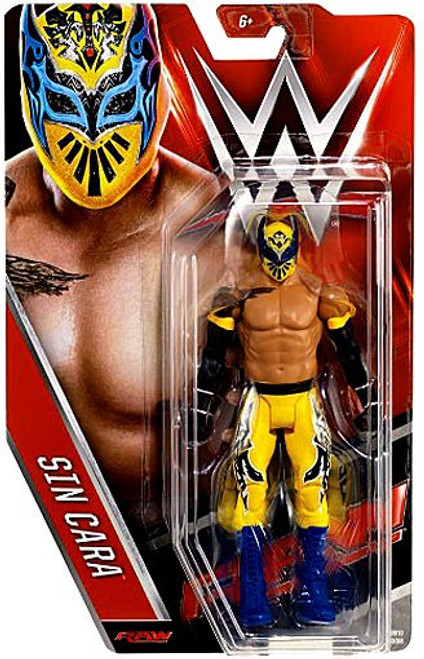WWE Wrestling Series 62 Sin Cara Action Figure