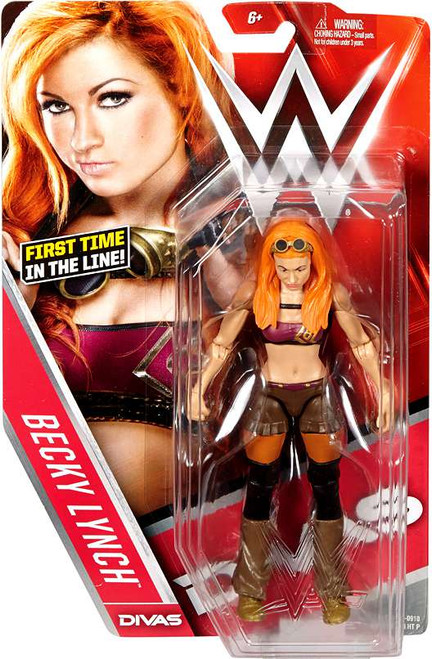 WWE Wrestling Series 62 Becky Lynch Action Figure