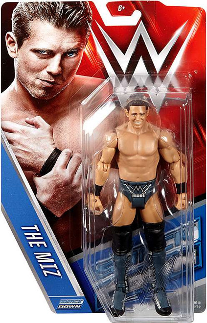 WWE Wrestling Series 62 The Miz Action Figure