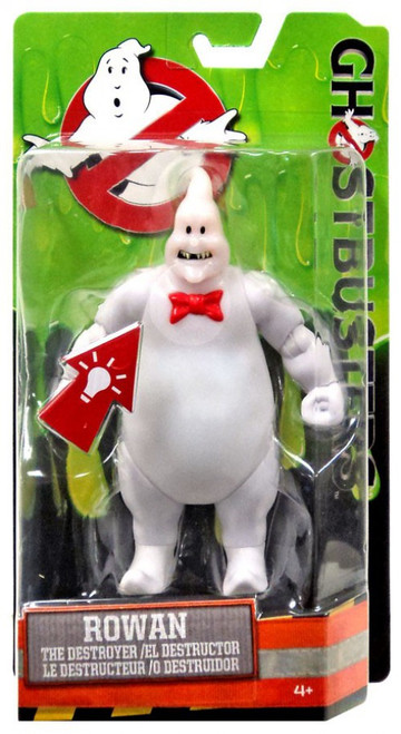Ghostbusters 2016 Movie Rowan The Destroyer Action Figure