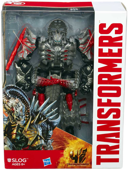 Transformers Age of Extinction Generations Slog Voyager Action Figure [Damaged Package]