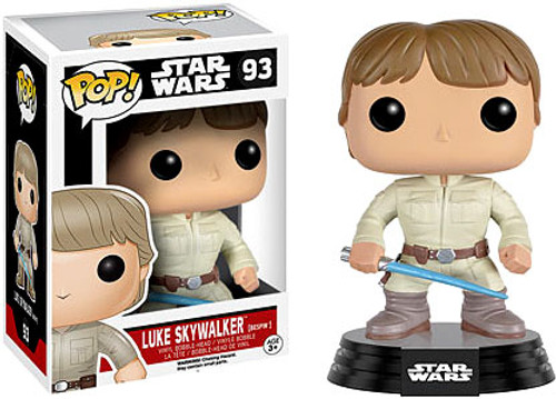 Funko POP! Star Wars Luke Skywalker (Bespin) Vinyl Bobble Head #93