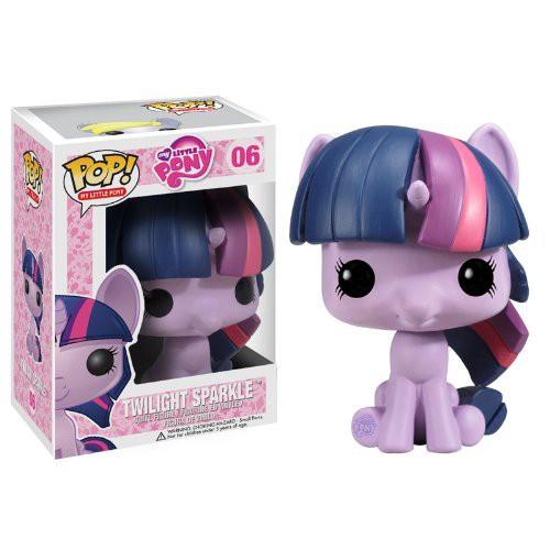 Funko POP! My Little Pony Twilight Sparkle Vinyl Figure #06 [Damaged Package]